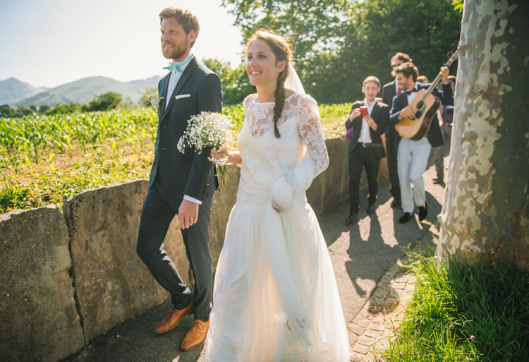 FAQ - Photographe Mariage Paris - Procession mariage