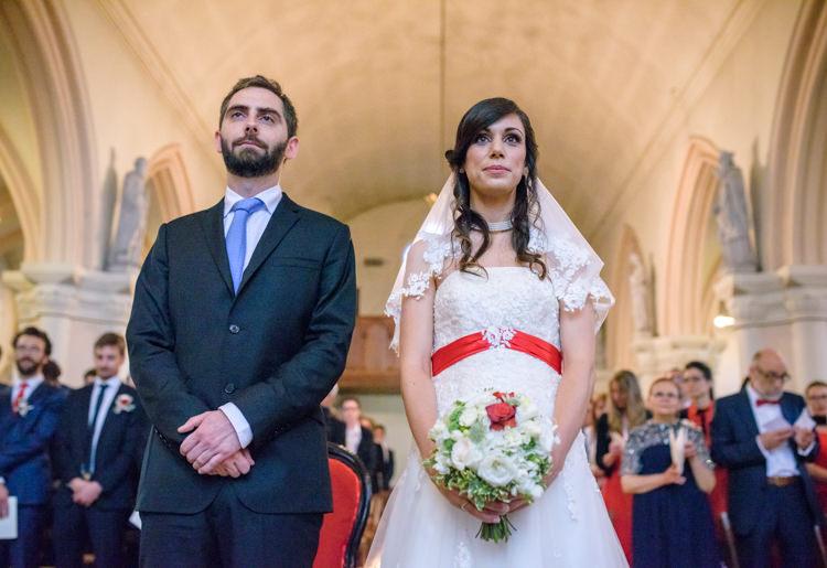 Mariage au Prieuré de Vernelle