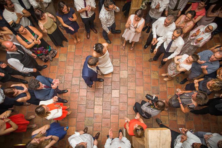 Mariage franco-marocain au Moulin de Lambouray