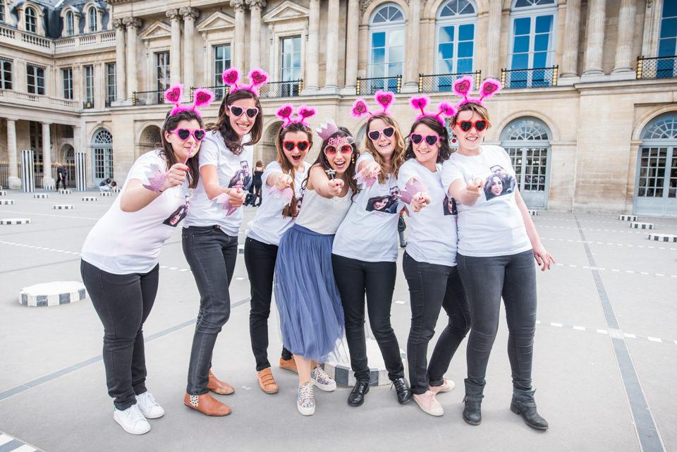 Photographe EVJF Paris   Love & Confettis