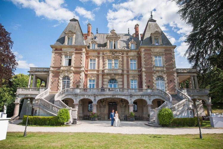 Photos Mariage Château de Bouffémont - Ile de france