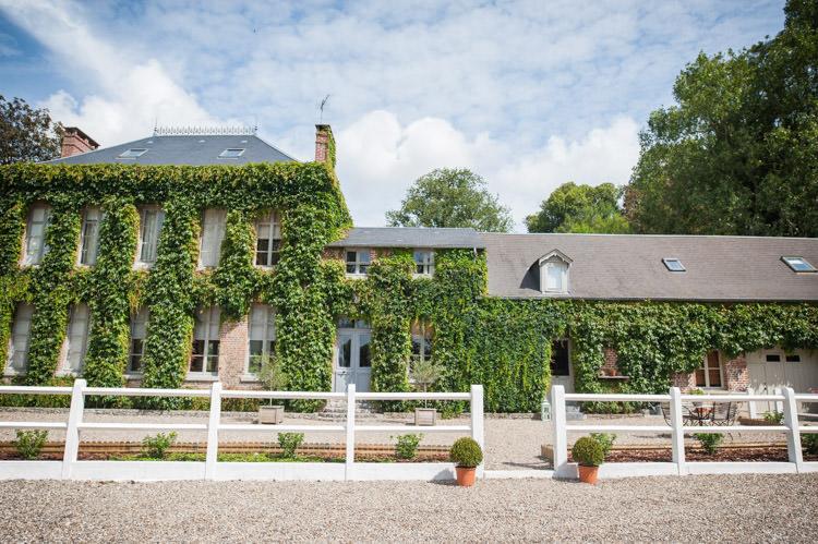 Mariage Baie de Somme - Domaine le Thurel