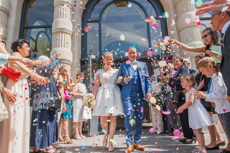 Mariage au Parc de l'Île saint Germain