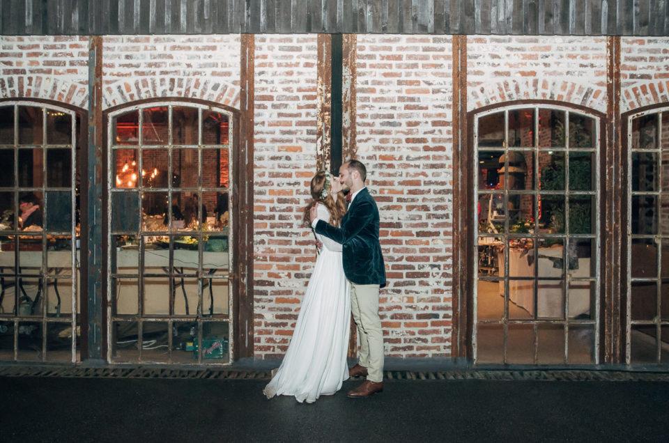 Mariage d'hiver aux Bonnes Joies, Lainville en Vexin